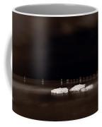 Lake Ice Coffee Mug by Steve Gadomski