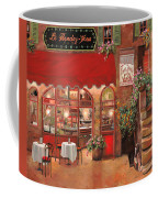 Le Rendez Vous Coffee Mug by Guido Borelli