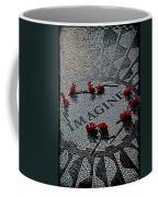 Lennon Memorial Coffee Mug by Chris Lord
