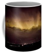 Lightning Cloud Burst Boulder County Colorado Im29 Coffee Mug by James BO  Insogna
