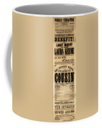 Lincoln Assassination Coffee Mug by Andrew Fare