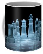 Lines Of Defence Coffee Mug by Ann Garrett
