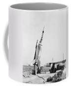 Little Joe On Launcher At Wallops Coffee Mug by Stocktrek Images