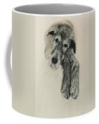 Luck Of The Irish Coffee Mug by Cori Solomon