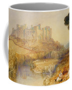 Ludlow Castle  Coffee Mug by Joseph Mallord William Turner