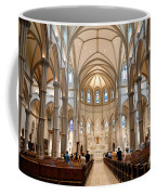Lunchtime Mass At Saint Paul Cathedral Pittsburgh Pa Coffee Mug by Amy Cicconi