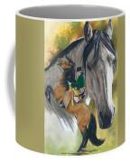 Lusitano Coffee Mug by Barbara Keith