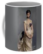 Madame Paul Poirson Coffee Mug by John Singer Sargent