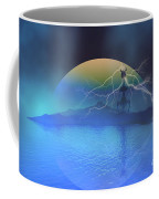 Magnetic Flux Coffee Mug by Corey Ford