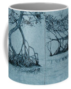 Mangroves Coffee Mug by Leah  Tomaino