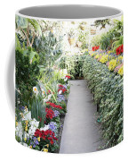 Manito Park Conservatory Coffee Mug by Carol Groenen