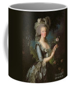 Marie Antoinette Coffee Mug by Elisabeth Louise Vigee Lebrun