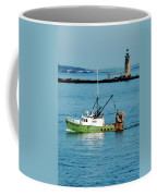 Maritime Coffee Mug by Greg Fortier