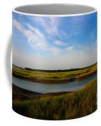 Marshland Charleston South Carolina Coffee Mug by Susanne Van Hulst