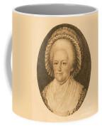 Martha Washington, American Patriot Coffee Mug by Photo Researchers