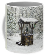 Mavis' Well Coffee Mug by Mary Ann King