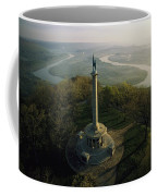 Memorial To The Battle Of Chattanooga Coffee Mug by Sam Abell