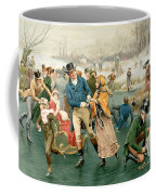 Merry Christmas Coffee Mug by Frank Dadd