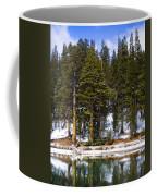 Mid Day Melt Coffee Mug by Chris Brannen