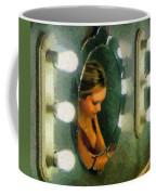 Mirror Mirror On The Wall Coffee Mug by Jeff Kolker