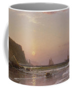 Morning At Grand Manan Coffee Mug by Alfred Thompson Bricher