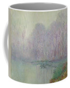 Morning Mist Coffee Mug by Gustave Loiseau