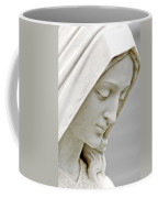 Mother Mary Comes To Me... Coffee Mug by Greg Fortier