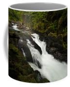 Mountain Stream Coffee Mug by Mike Reid