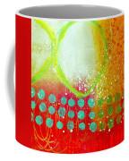 Moving Through 10 Coffee Mug by Jane Davies