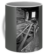 Mystic Seaport Whaling Boat Coffee Mug by John Haldane