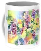 Napa Valley Morning Coffee Mug by Deborah Ronglien