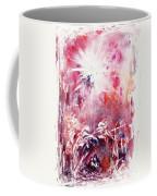 Nativity 5 Coffee Mug by Rachel Christine Nowicki