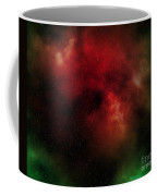 Nebula Coffee Mug by Michal Boubin