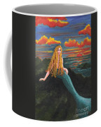 Neptune's Folly Coffee Mug by Patricia Griffin Brett