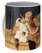 Nevermind Coffee Mug by Frederick Morgan