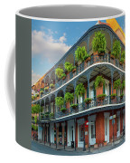 New Orleans House Coffee Mug by Inge Johnsson