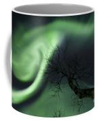 Northern Lights In The Arctic Coffee Mug by Arild Heitmann