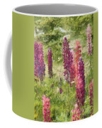 Nova Scotia Lupine Flowers Coffee Mug by Jeff Kolker