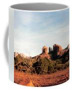 Oak Creek Canyon Coffee Mug by Lauri Novak
