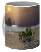 Oasis Coffee Mug by Richard Rizzo