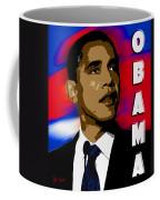 Obama Coffee Mug by John Keaton