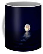 Ocean Moon Coffee Mug by Bill Cannon