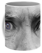 Old Blue Eyes Coffee Mug by James BO  Insogna