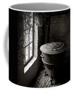 Old Stove Coffee Mug by Dave Bowman