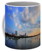 On The River Coffee Mug by Rick Berk