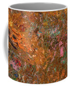 Paint Number 19 Coffee Mug by James W Johnson