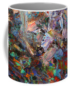 Paint Number 42-c Coffee Mug by James W Johnson