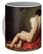 Patrocles Coffee Mug by Jacques Louis David