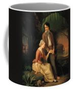 Paul And Virginie Coffee Mug by French School