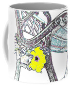 Pause To Contemplate 2 Coffee Mug by Will Borden